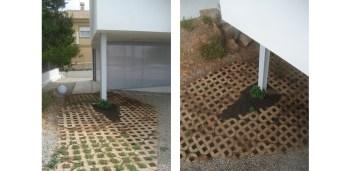 vivienda unifamiliar en Serra_acceso