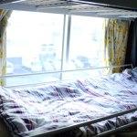 新宿新大久保男性ドミトリー29800円・ベッド