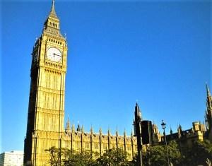 ロンドンのビッグベンの写真
