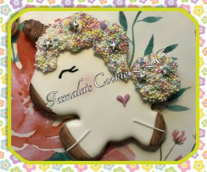Unicorn Cookie