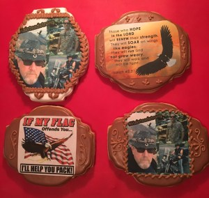 Benefit Ride and Auction Cookies