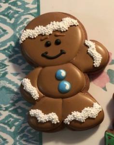 Tamala's Gingerbread Man