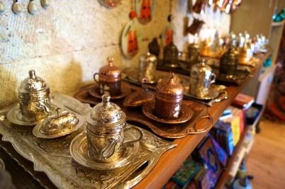 Turkish tea sets