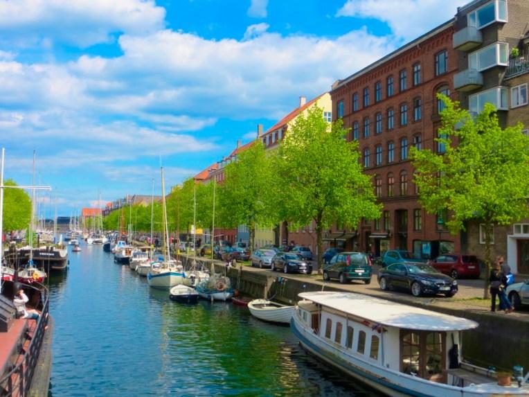 Canals of Copenhagen