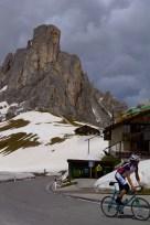 Cycling the Passo Giau