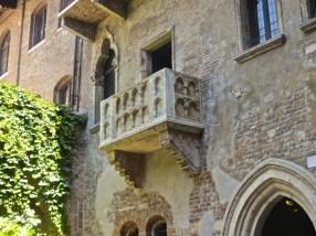 Juliets' balcony