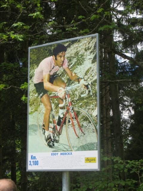 Giro legend - Belgian Eddy Merckx