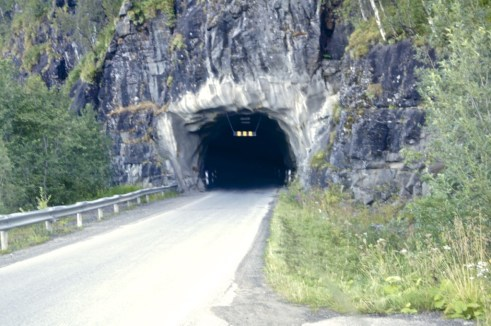 Another coarse tunnel
