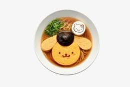 プリンとマフィンの醤油ラーメン (1,000円)