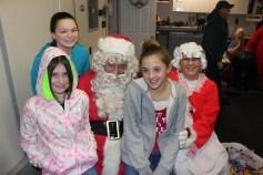 Santa Parade, Green Street, Brockton, 12-6-2014 (87)