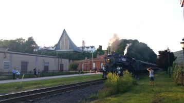 1928 Baldwin 425 Steam Engine, from Eric Becker, Train Station, Tamaqua, 8-29-2015 (11)