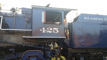 1928 Baldwin 425 Steam Engine, from Eric Becker, Train Station, Tamaqua, 8-29-2015 (22)