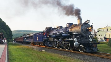 1928 Baldwin 425 Steam Engine, from Eric Becker, Train Station, Tamaqua, 8-29-2015 (48)