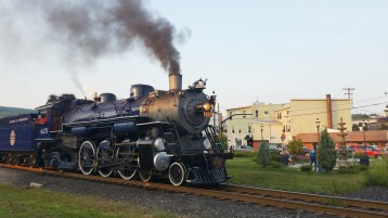 1928 Baldwin 425 Steam Engine, from Eric Becker, Train Station, Tamaqua, 8-29-2015 (50)