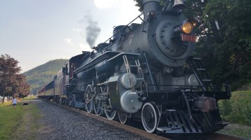 1928 Baldwin 425 Steam Engine, Locomotive, Tamaqua Train Station, Tamaqua (15)