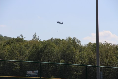 Army National Guard Helicopter Takes Part in Search for Missing Tamaqua Man (100)