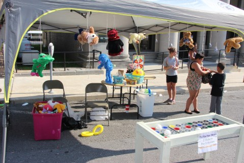 Community Block Party, West Snyder Avenue, Grace Community Church, Lansford (26)