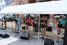 Community Block Party, West Snyder Avenue, Grace Community Church, Lansford (51)