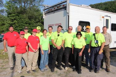 Day 3 of Search for Jesse Rex Farber, Sharp Mountain, Tamaqua, 8-15-2015 (110)