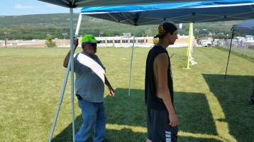 Day 3 of Search for Jesse Rex Farber, Sharp Mountain, Tamaqua, 8-15-2015 (21)