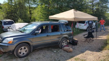 Day 3 of Search for Jesse Rex Farber, Sharp Mountain, Tamaqua, 8-15-2015 (6)