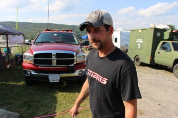 Day 3 of Search for Jesse Rex Farber, Sharp Mountain, Tamaqua, 8-15-2015 (60)