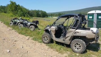Day 3 of Search for Jesse Rex Farber, Sharp Mountain, Tamaqua, 8-15-2015 (8)