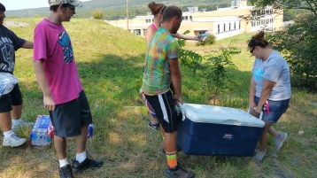 Day 4 of Search for Jesse Rex Farber, Sharp Mountain, Tamaqua, 8-16-2015 (11)