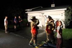 Firefighters Respond to Garage Fire in Coaldale, 8-20-2015 (213)