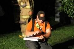 Firefighters Respond to Garage Fire in Coaldale, 8-20-2015 (239)