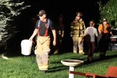 Firefighters Respond to Garage Fire in Coaldale, 8-20-2015 (241)