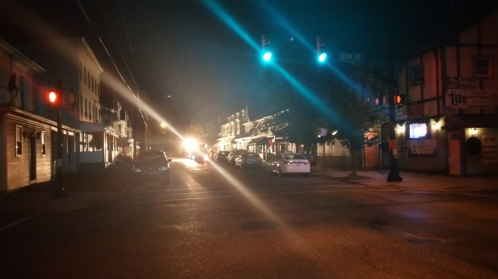 Fuel Oil Spill in Basement of Condemned Property, 417 Pine, Tamaqua (43)
