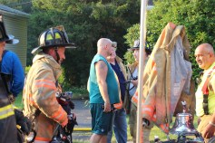 House Fire, 14 West Cherry Street, Tresckow, 8-17-2015 (115)
