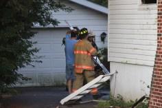 House Fire, 14 West Cherry Street, Tresckow, 8-17-2015 (125)