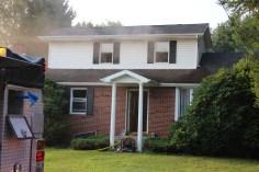 House Fire, 14 West Cherry Street, Tresckow, 8-17-2015 (13)