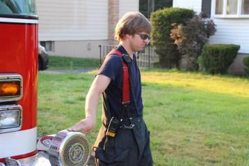 House Fire, 14 West Cherry Street, Tresckow, 8-17-2015 (132)