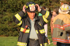 House Fire, 14 West Cherry Street, Tresckow, 8-17-2015 (135)
