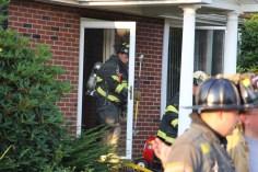 House Fire, 14 West Cherry Street, Tresckow, 8-17-2015 (141)