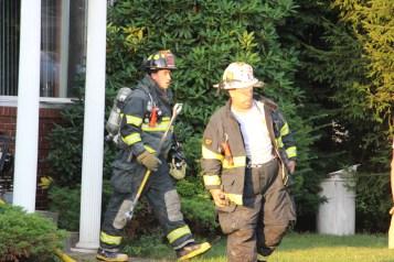 House Fire, 14 West Cherry Street, Tresckow, 8-17-2015 (144)