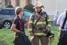 House Fire, 14 West Cherry Street, Tresckow, 8-17-2015 (150)