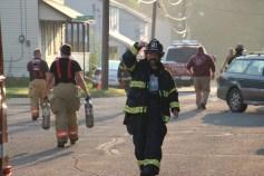 House Fire, 14 West Cherry Street, Tresckow, 8-17-2015 (172)