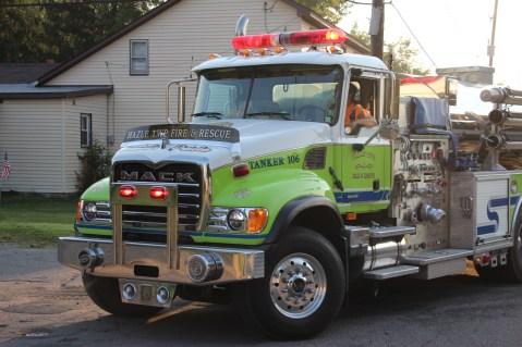 House Fire, 14 West Cherry Street, Tresckow, 8-17-2015 (178)