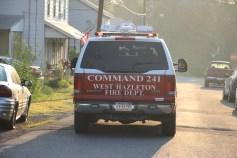House Fire, 14 West Cherry Street, Tresckow, 8-17-2015 (181)