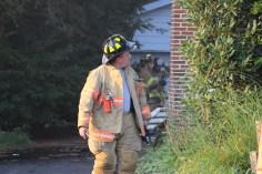 House Fire, 14 West Cherry Street, Tresckow, 8-17-2015 (25)