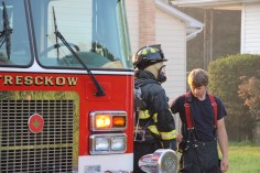 House Fire, 14 West Cherry Street, Tresckow, 8-17-2015 (35)