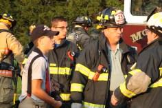 House Fire, 14 West Cherry Street, Tresckow, 8-17-2015 (46)