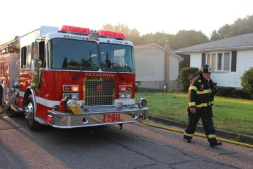 House Fire, 14 West Cherry Street, Tresckow, 8-17-2015 (55)