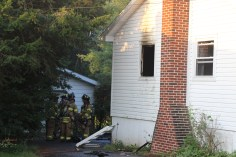 House Fire, 14 West Cherry Street, Tresckow, 8-17-2015 (58)