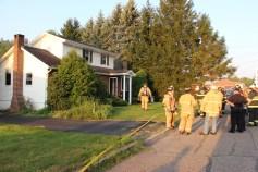 House Fire, 14 West Cherry Street, Tresckow, 8-17-2015 (60)