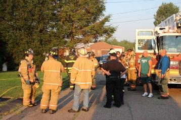 House Fire, 14 West Cherry Street, Tresckow, 8-17-2015 (65)